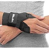 Mueller Wrist Brace with Splint, Black, OSFM