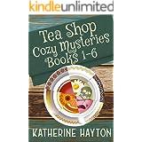 Tea Shop Cozy Mysteries - Books 1-6