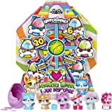 Hatchimals CollEGGtibles, Puppy Party Mystery Wheel with 20 Surprises to UNbox, for Kids Aged 5 and up