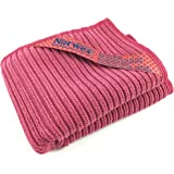 Norwex Kitchen Cloth - Microfiber Antibacterial - Pomegranate