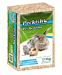 Peckish Classic Pet Bedding 350 Liter Small Animal Bedding
