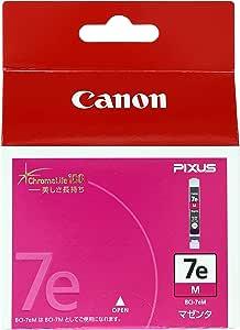 Canon キヤノン 純正 インクカートリッジ BCI-7e マゼンダ BCI-7EM