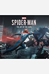 Marvel's Spider-Man: The Art of the Game Hardcover