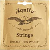 Aquila New Nylgut AQ-4 Soprano Ukulele Strings - High G - Set of 4 Strings
