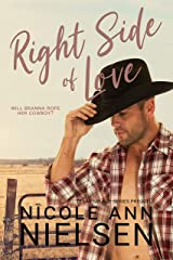Right Side of Love: Small Town Western Romance (Texas Solace Series) Kindle Edition