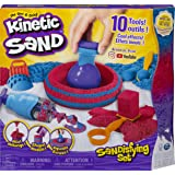 Kinetic Sand 6047231 KNS ACK Sandtastic Set FR UPCX GBL Toy