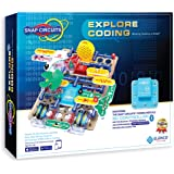 Elenco Snap Circuits Explore Coding Toy for Kids Ages 8 and Up