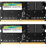 シリコンパワー ノートPC用メモリ DDR4-2666(PC4-21300) 8GB×2枚 260Pin 1.2V CL…