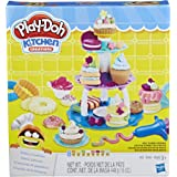Play-Doh E2387 Bakery Creations Dough Art (Amazon Exclusive), Brown