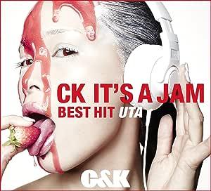CK IT'S A JAM ~BEST HIT UTA~(初回限定盤)(DVD付)
