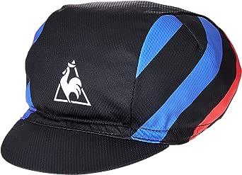 [ルコックスポルティフ] キャップ 帽子 トリコロール 吸汗 速乾 QCAMGC02