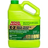 Mold Armor FG505 E-Z Deck and Fence Wash, 1 gallon (Packaging May Vary)