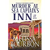 Murder at Sea Captain's Inn: Book 3 in the Book Magic Mystery Series (A Book Magic Mystery)