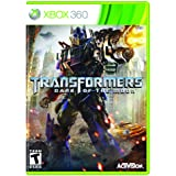 Transformers: Dark of the Moon / Game