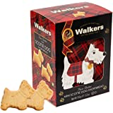 Walkers Shortbread Mini Scottie Dogs, Traditional Pure Butter Shortbread Cookies in Novelty Packaging, 5.3 Ounce Decorative C