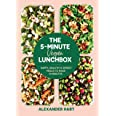 The 5-Minute Vegan Lunchbox: Happy, healthy & speedy meals to make in minutes