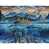Ravensburger 16464 Wisdom Whale 2000 Pieces Jigsaw Puzzle