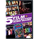 5 Film Collection: Music Movies (Rock of Ages / Jersey Boys / Joyful Noise / Little Shop of Horrors / Hairspray)