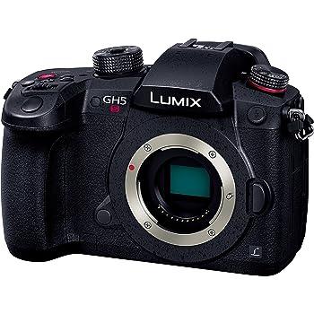 パナソニック ミラーレス一眼カメラ ルミックス GH5S ボディ ブラック DC-GH5S-K