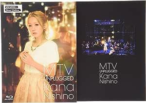 MTV Unplugged Kana Nishino(初回生産限定盤) [Blu-ray]