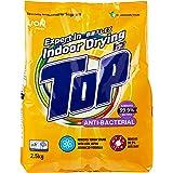 TOP Powder Detergent, Anti-bacterial, 2.5kg