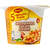 Maggi 5-Min Cup Pasta Carbonara Cream Macaroni, 63g