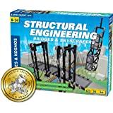 Thames & Kosmos 625414 Structural Engineering: Bridges & Skyscrapers Blue