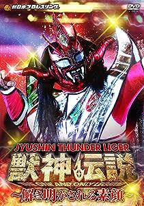 獣神サンダー・ライガー引退記念DVD Vol.2 獣神伝説 完結編~解き明かされる素顔~【DVD-BOX】