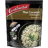 CONTINENTAL Gourmet Rice (Side Dish) | Thai Coconut & Lemon Grass, 115g