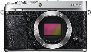 FUJIFILM ミラーレス一眼カメラ X-E3シルバー X-E3-S
