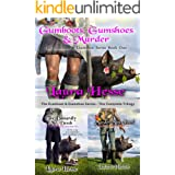 The Gumboot & Gumshoe Series - The Complete Trilogy (a boxed set of funny murder mysteries)