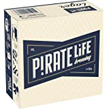 PIRATE LIFE BREWING Port Local Lager Beer Case 16 x 355mL Cans