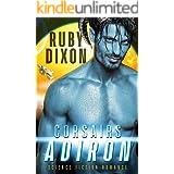 Corsairs: Adiron: A SciFi Alien Romance (Corsair Brothers Book 1)