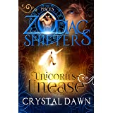 Unicorn's Unease: A Zodiac Shifters Paranormal Romance: Pisces (Supernatural Wars Book 4)