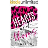 Hearts and Thorns: A Standalone Stepbrother Romance (Magnolia Cove)