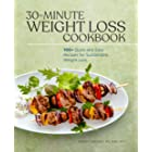 30-Minute Weight Loss Cookbook: 100+ Quick and Easy Recipes for Sustainable Weight Loss