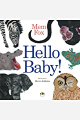 Hello Baby! Board Book Board book