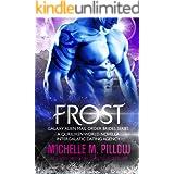 Frost: A Qurilixen World Novella: Intergalactic Dating Agency (Galaxy Alien Mail Order Brides Book 5)