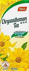 Yeo's Chrysanthemum Tea, 250ml, (Pack of 6)
