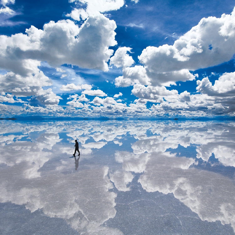 絶景 ウユニ塩湖 ボリビア Ipad壁紙 画像56547 スマポ