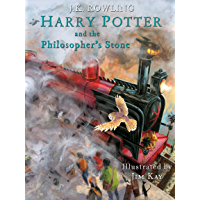 Harry Potter and the Philosopher's Stone: Illustrated [Kindl…
