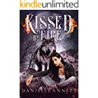 Kissed by Fire: A Snarky New Adult Urban Fantasy Series (Blood and Magic: FireBorn Book 2)