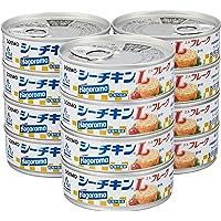 [Amazonブランド] SOLIMO シーチキン Lフレーク 70g×12缶(0593)
