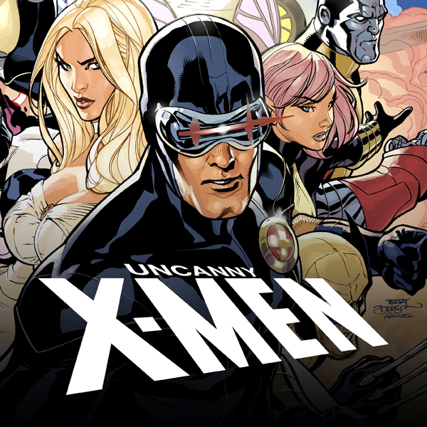 Uncanny X-Men (1963-2011) (Collections) (50 Book Series)