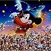 ディズニー Mickey's Party iPad壁紙