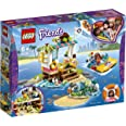 LEGO Friends Turtles Rescue Mission 41376 Building Kit, Animal Toy for 6+ Year Old Boys and Girls, 2019