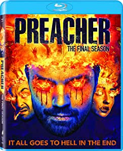 Preacher: Season Four [Blu-ray]