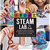 STEAM Lab for Kids: 52 Creative Hands-On Projects Exploring Science, Technology, Engineering, Art, and Math: 17