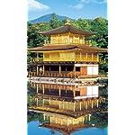 世界遺産 FVGA(480×800)壁紙 鹿苑寺(ろくおんじ)