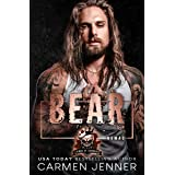 Bear (Kings of Carnage MC - Prospects Book 4)